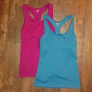 Set of 2 Champion Workout Tops